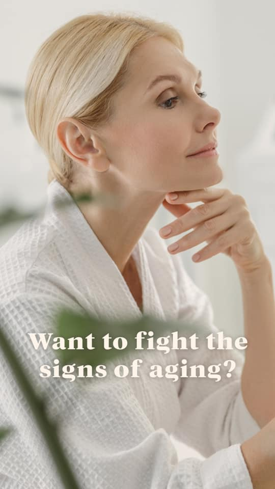 collaagen booster fights sign of aging
