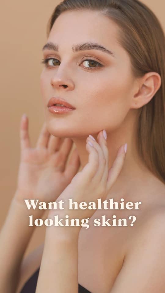 collagen skin booster healthier skin